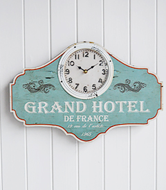 French Style Wall Clock
