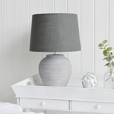New England style lampsPerfect  styling for a New England styled home in the living room, hallway or bedroom.