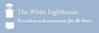 The White Lighthouse Furniture. White, New England, Coastal, Beach House Cottage and Country home interiors and design UK