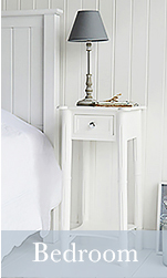 The White Lighthouse bedroom furniture