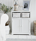 Maine white sideboard