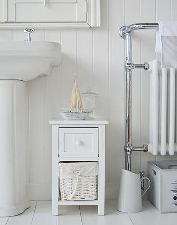 Small Storage Cabinet For Bathroom Diy Vintage Wood Bathroom Storage Cabinet Using