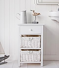 New Haven free standing 3 drawer bathroom cabinet